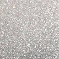 Gloss Glitter Paper - Silver