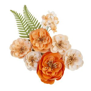 Pumpkin & Spice Flowers - Together
