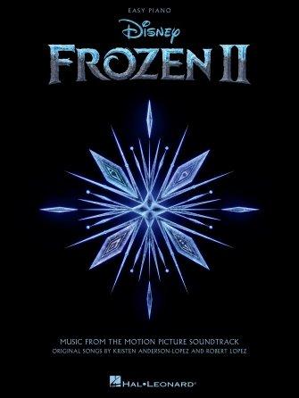 Frozen 2 Easy Piano Songbook
