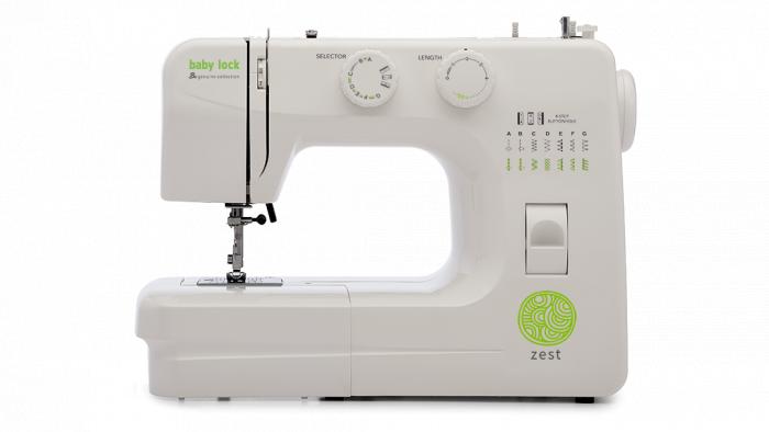 Zest Sewing Machine 15S Baby Lock