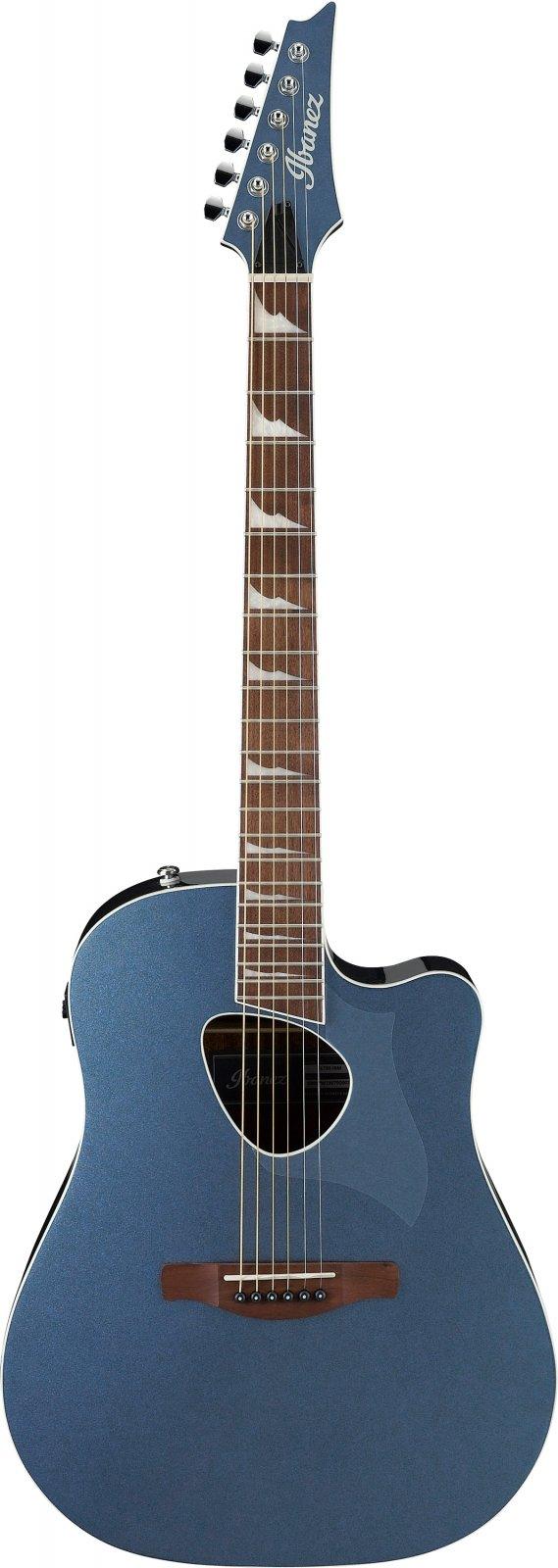 Ibanez ALT30IBM - 6 string ALTSTAR guitar - Indigo Blue Metallic High Gloss
