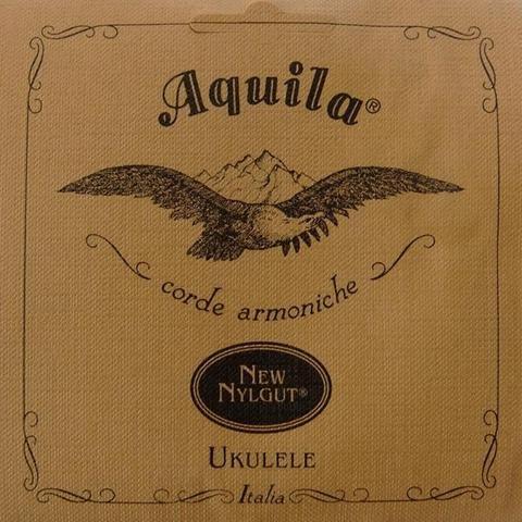 Aquila Nylgut Ukulele Strings-Baritone Set