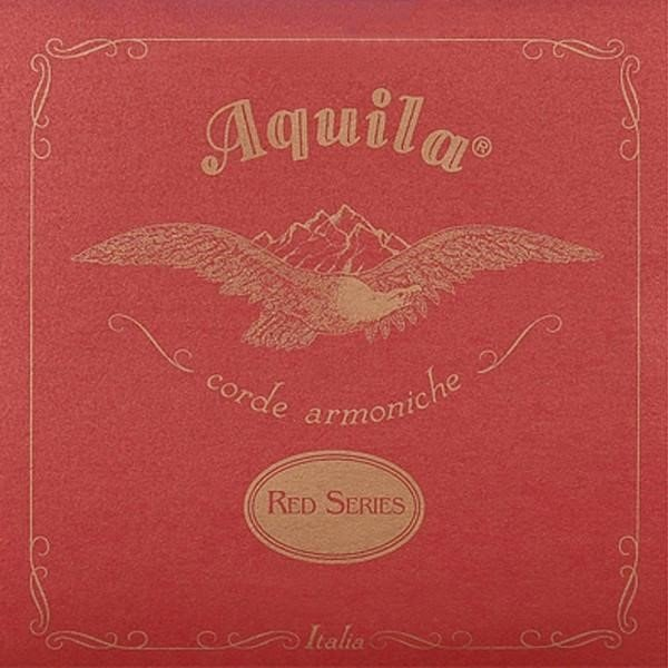 Aquila Concert Low G Tuning Key of C Red Series