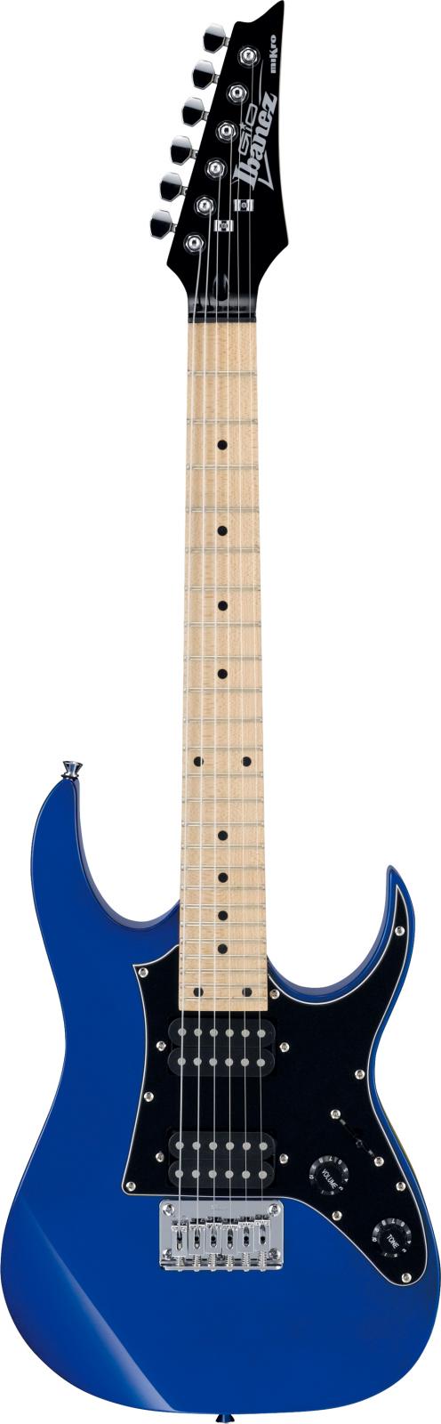 Ibanez GIO RG miKro 6str Electric Guitar - Jewel Blue