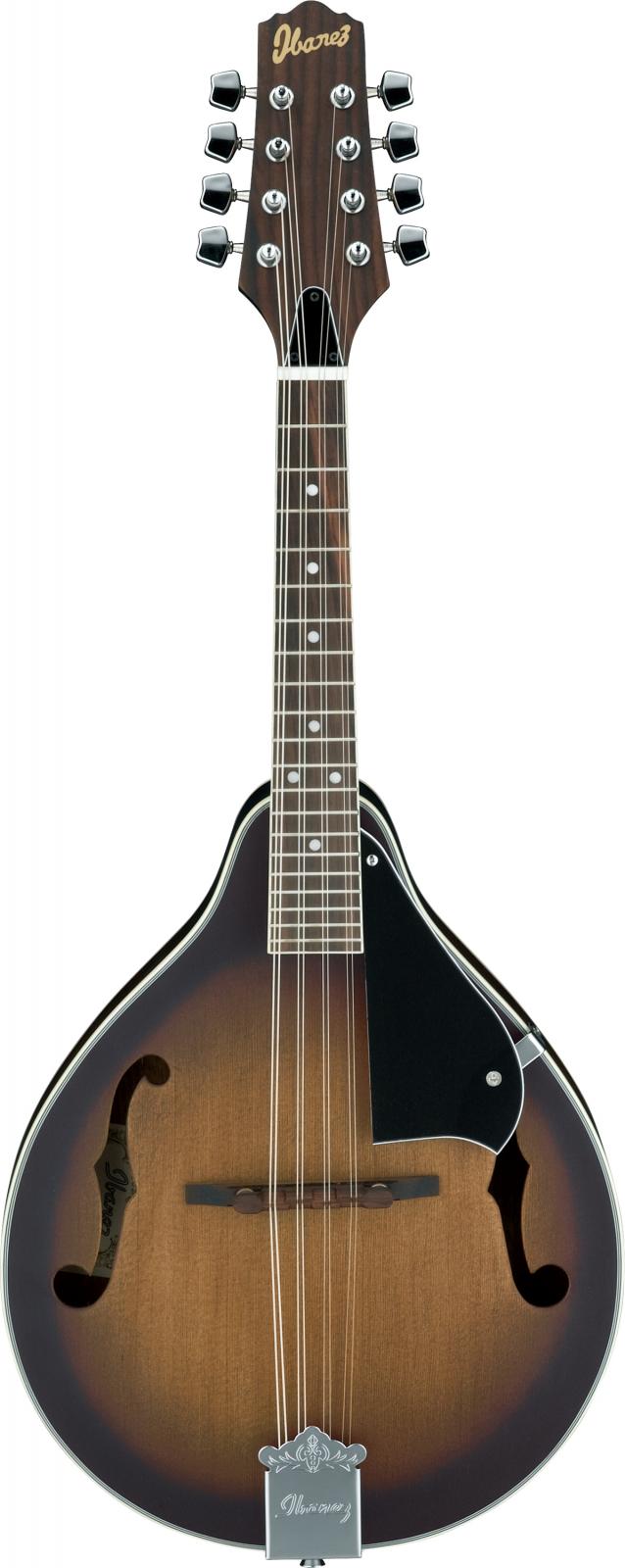 Ibanez M510-OVS Folk M 8str Mandolin Guitar - Open Pore Vintage Sunburst