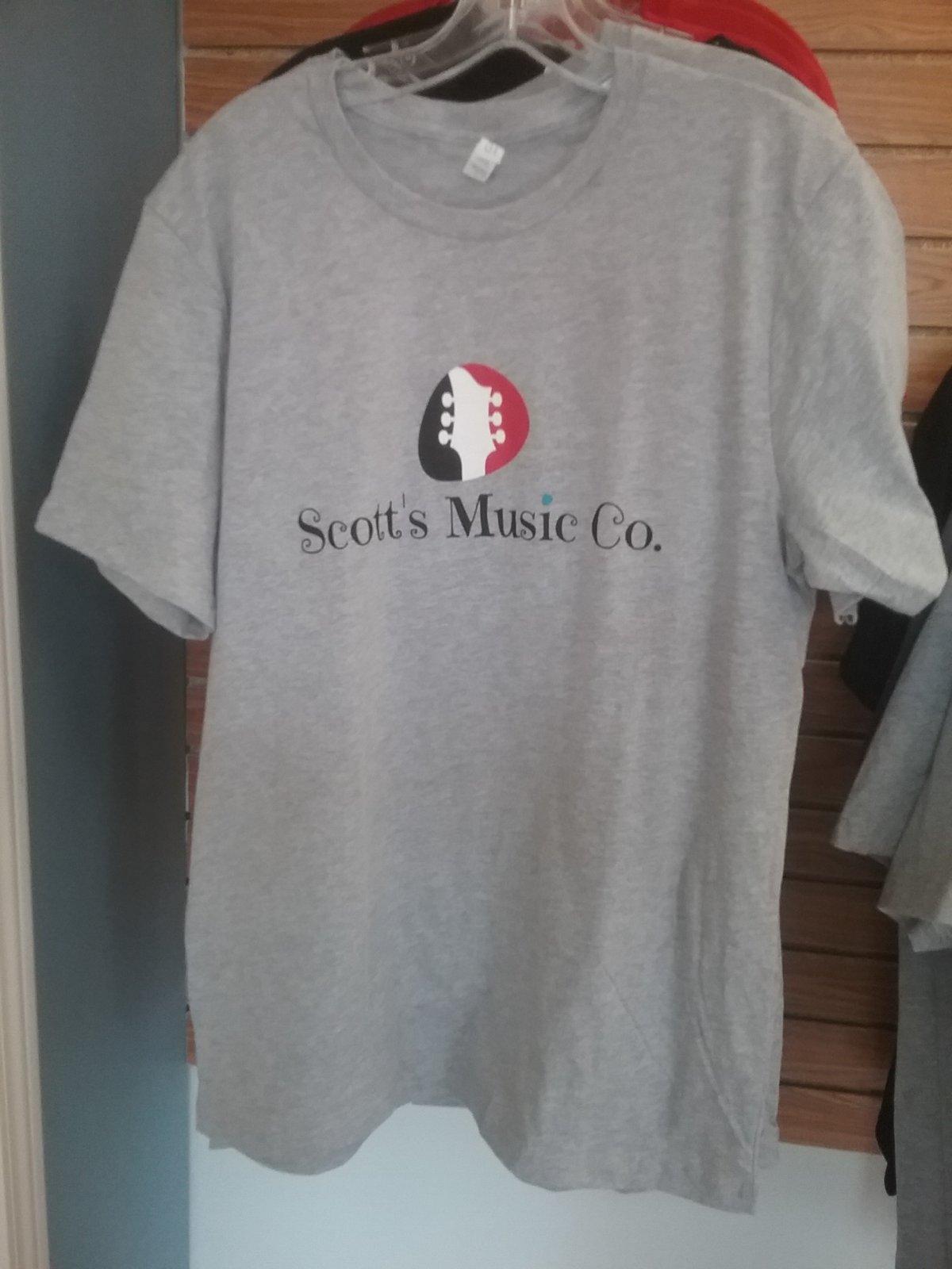 Scott's Music Co-T-Shirt