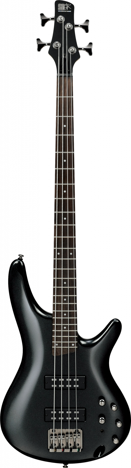 Ibanez SR300E IPT Electric Bass Guitar -Iron Pewter