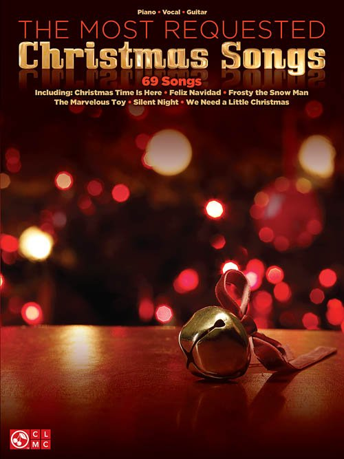 The Most Requested Christmas Songs - Piano/Vocal/Guitar