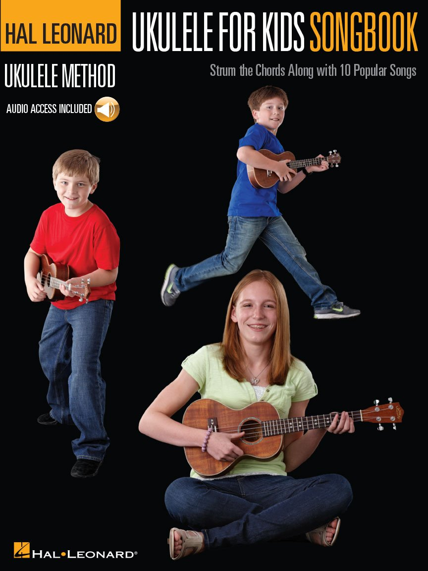 Ukulele for Kids Songbook