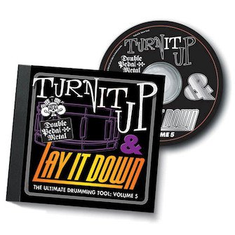 Turn It Up & Lay It Down, Vol. 5 - Double Pedal Metal