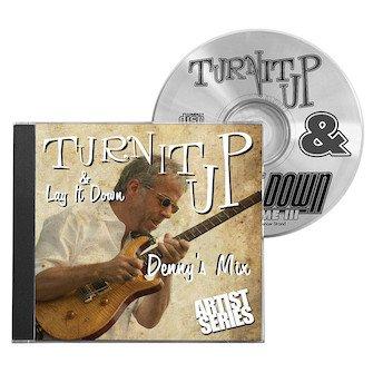 Turn It Up & Lay It Down, Vol. 8 - Denny's Mix