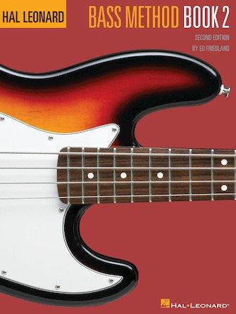 Hal Leonard Bass Method Bk2 - 2nd Edition