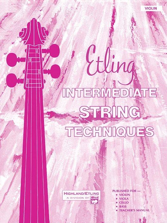 Intermediate String Techniques [Violin]