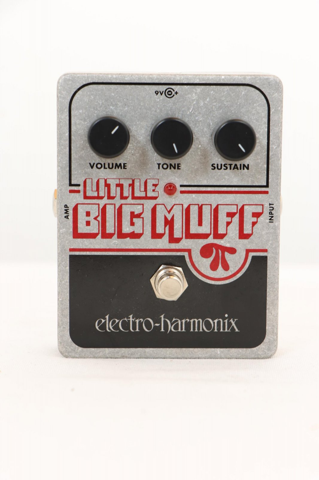 USED Electro-Harmonix Little Big Muff Guitar Effects Pedal