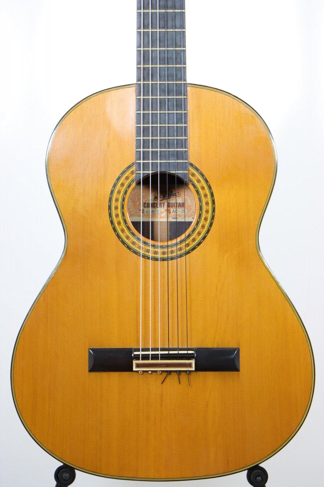 USED Aria AC-20 Classical Guitar w/Solid Cedar Top