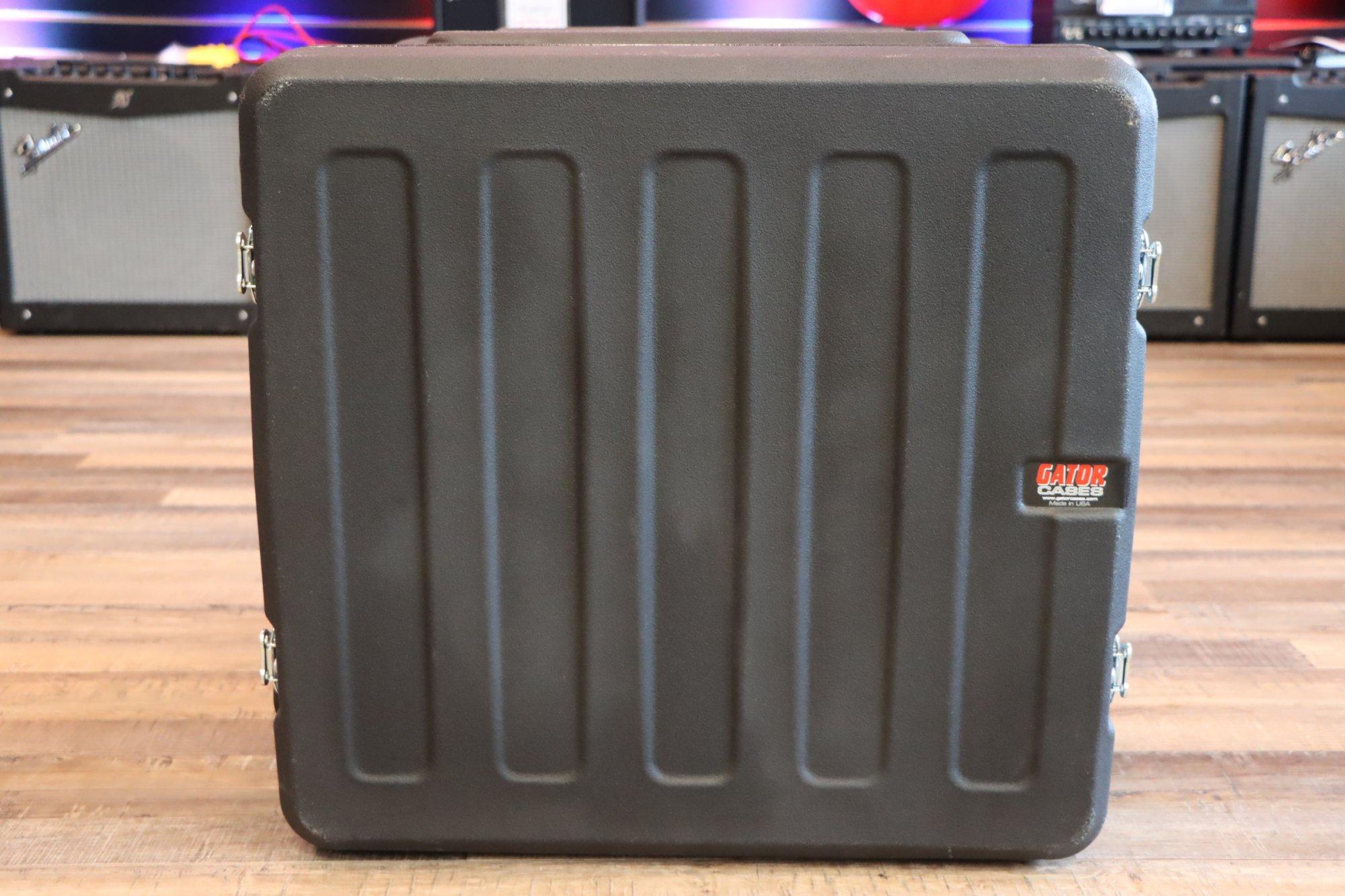 USED Gator G-Pro-10U-19 Pro Series Molded Rack Case