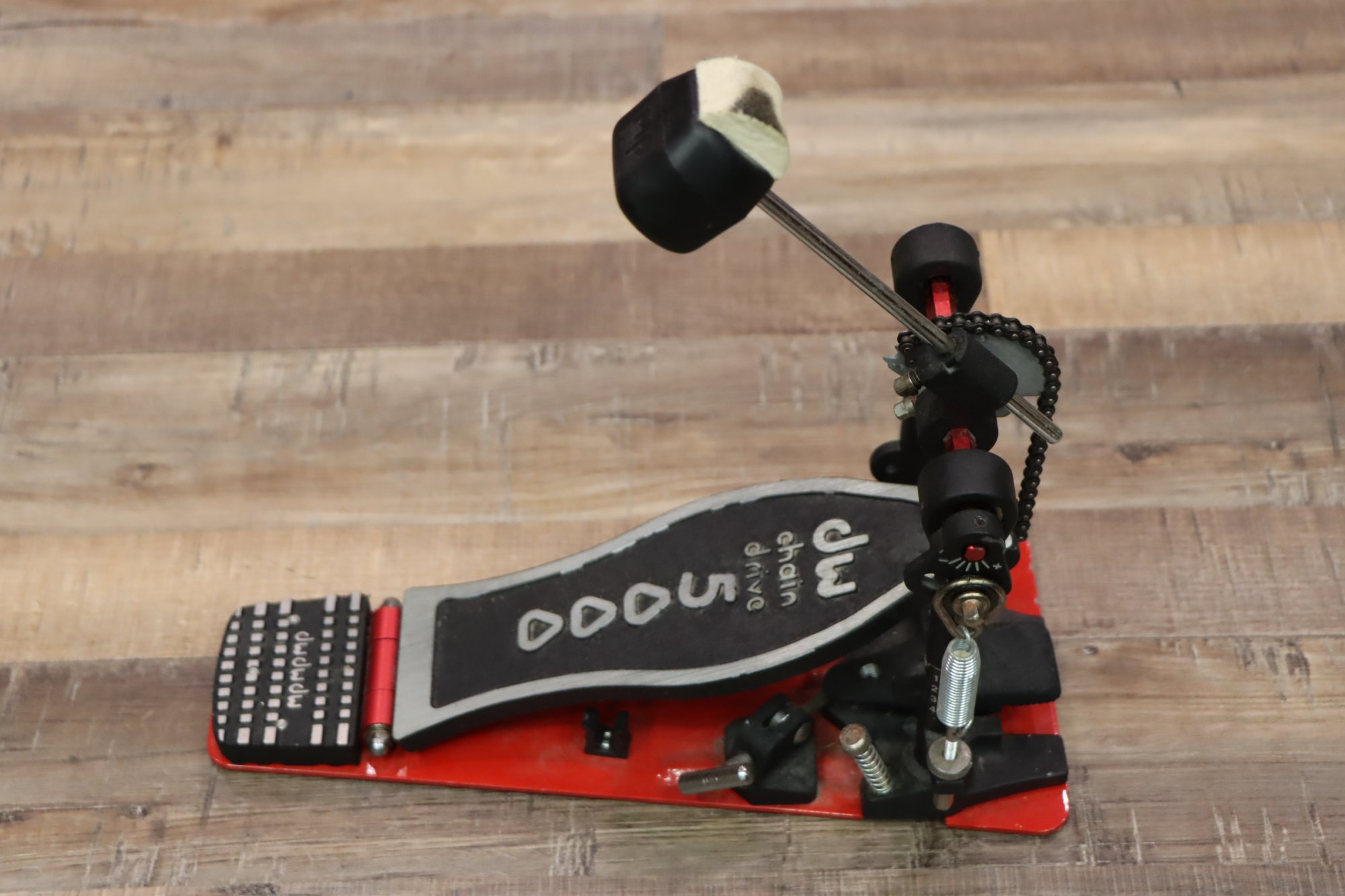 USED DW 5000 Series Single Chain Single Bass Drum Pedal