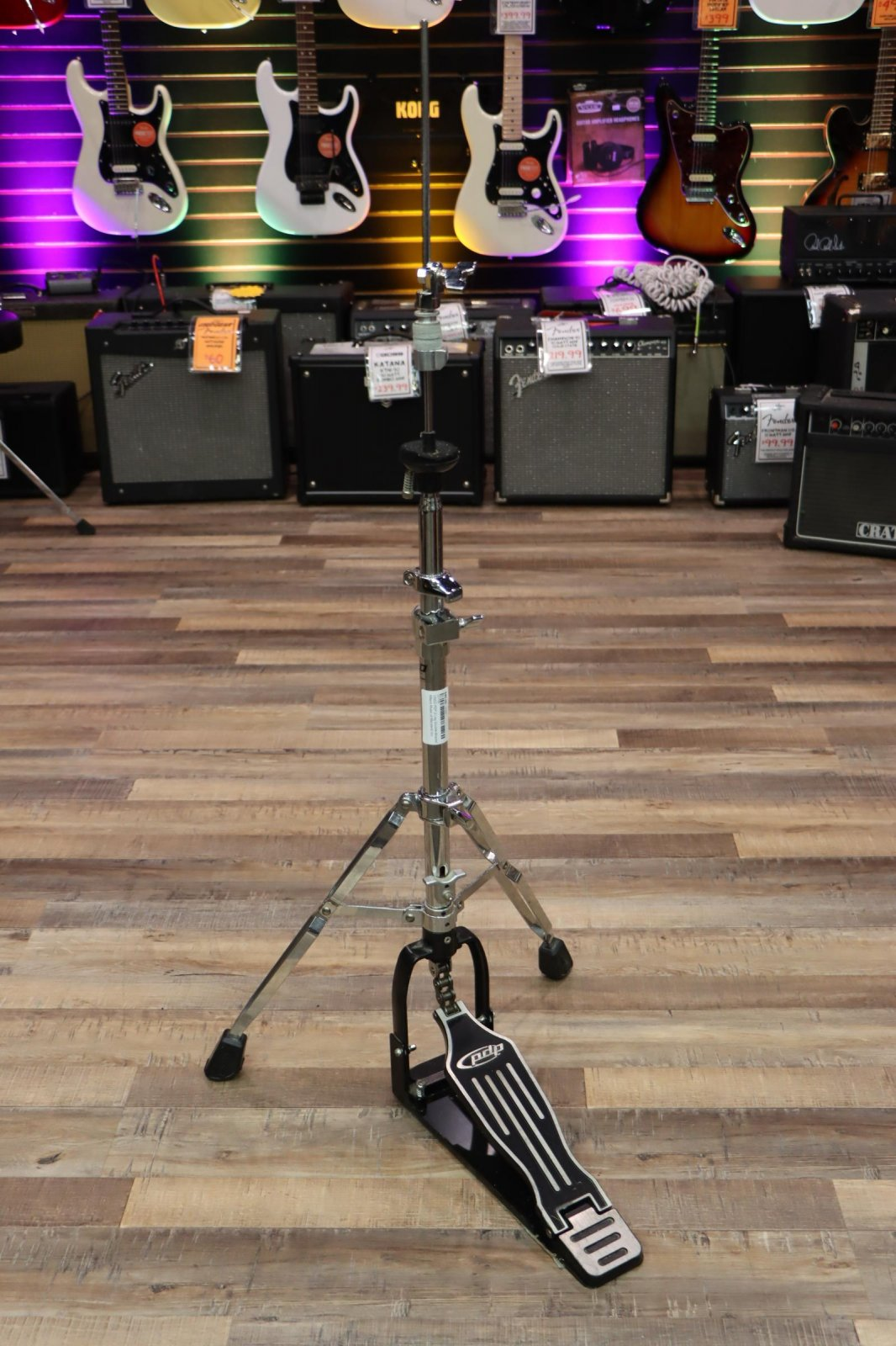 USED PDP 2-Leg Double-Braced Hi-Hat Stand