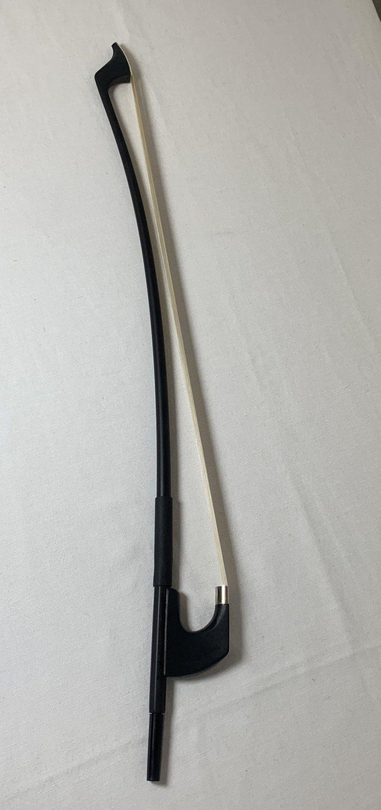 USED 1/2 German Bass Bow LIKE NEW