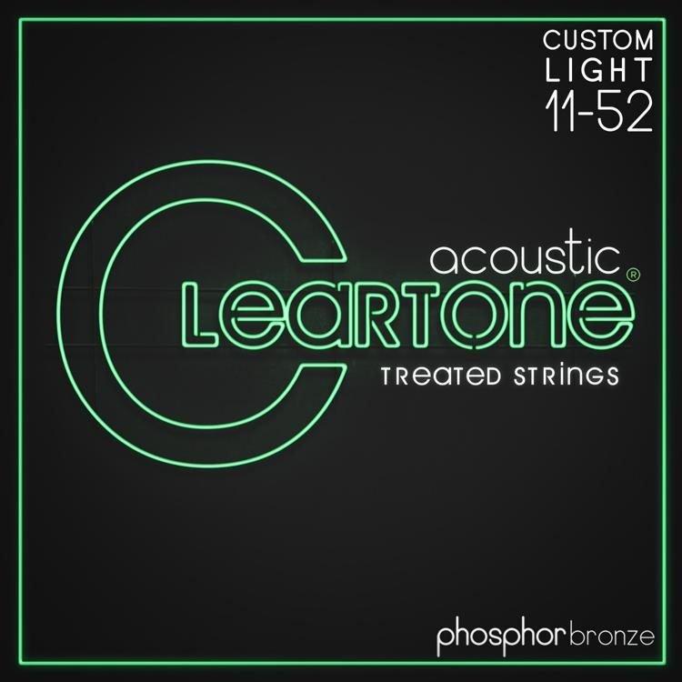 Cleartone Acoustic Custom Light .011-.052