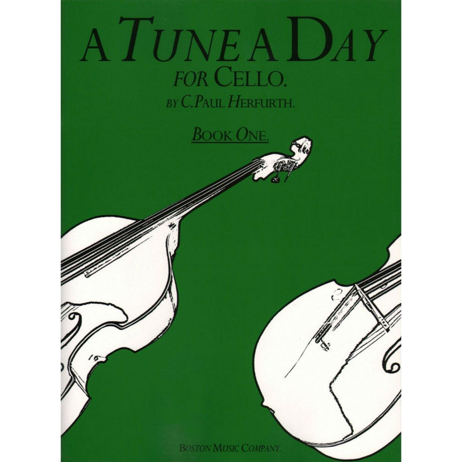 A Tune A Day Cello Book 1