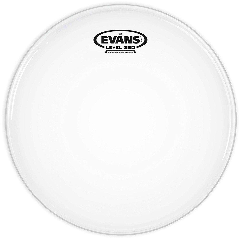 Evans 12 Genera G1 Coated White Drum Head