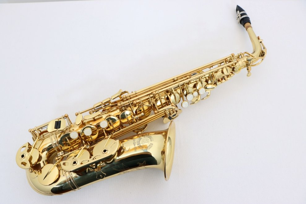 USED Cannonball Alto Saxophone AAL with Hard Case