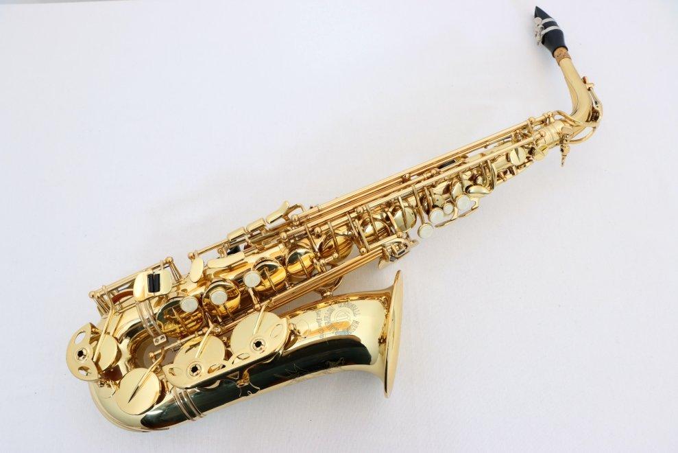 USED Cannonball Alto Saxophone AA-L Alcazar
