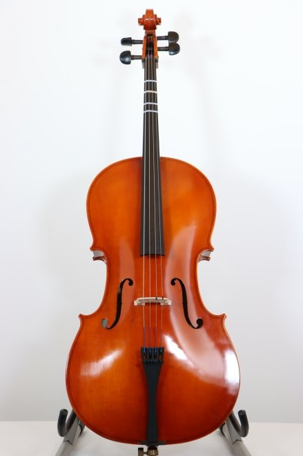 USED Eastman 3/4 Cello Model VC80, Excellent Condition with Bag and Bow