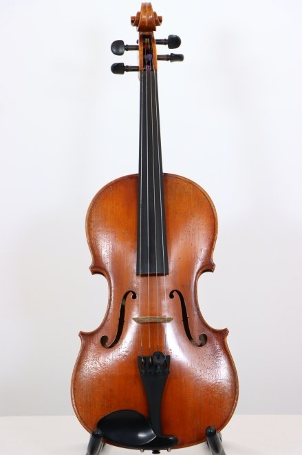 USED Otto Benjamin by Eastman 15.5 Viola Outfit with Case and Bow