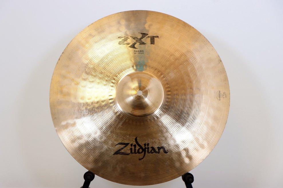 USED Zildjian ZXT 18 Crash Ride Cymbal
