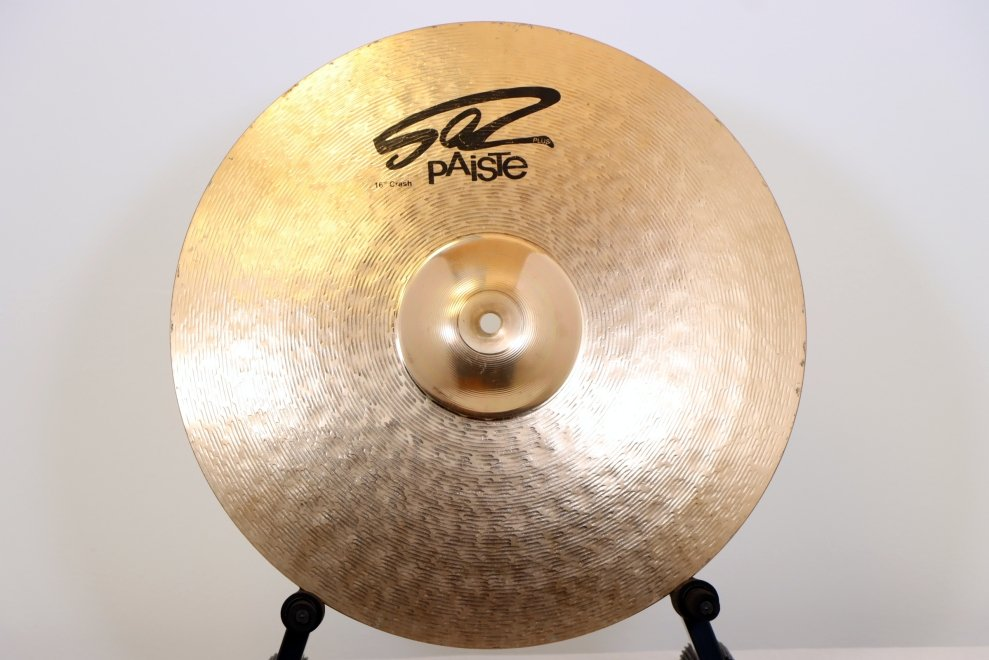 USED Paiste 502 16 Crash Cymbal