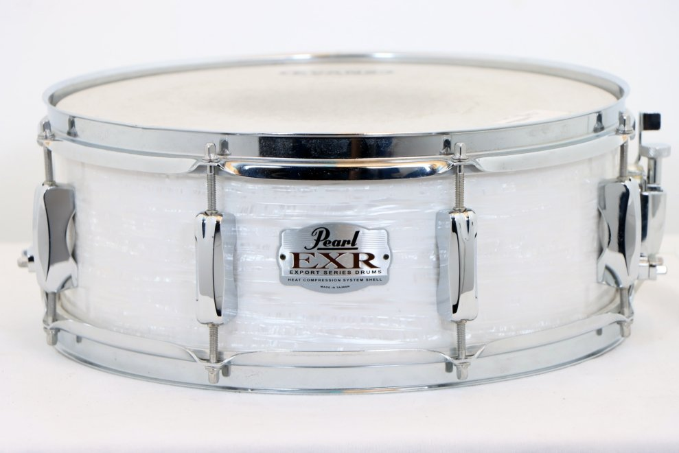 USED Pearl EXR Export Series 5.5 x 14  Snare Drum