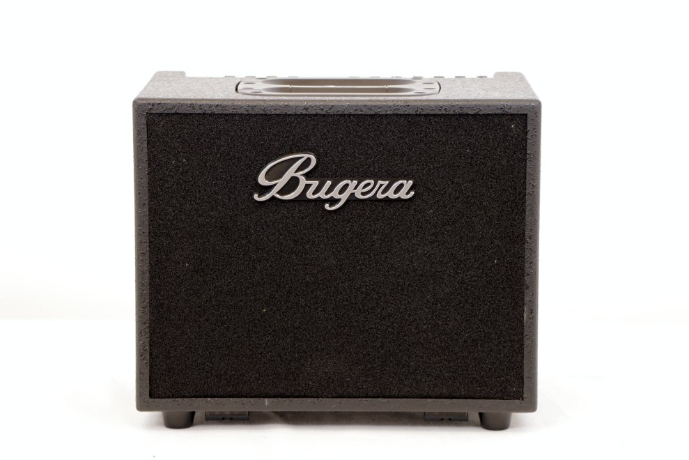 USED Bugera AC60 60-watt 2-channel Portable Acoustic Amp JUST LIKE NEW!