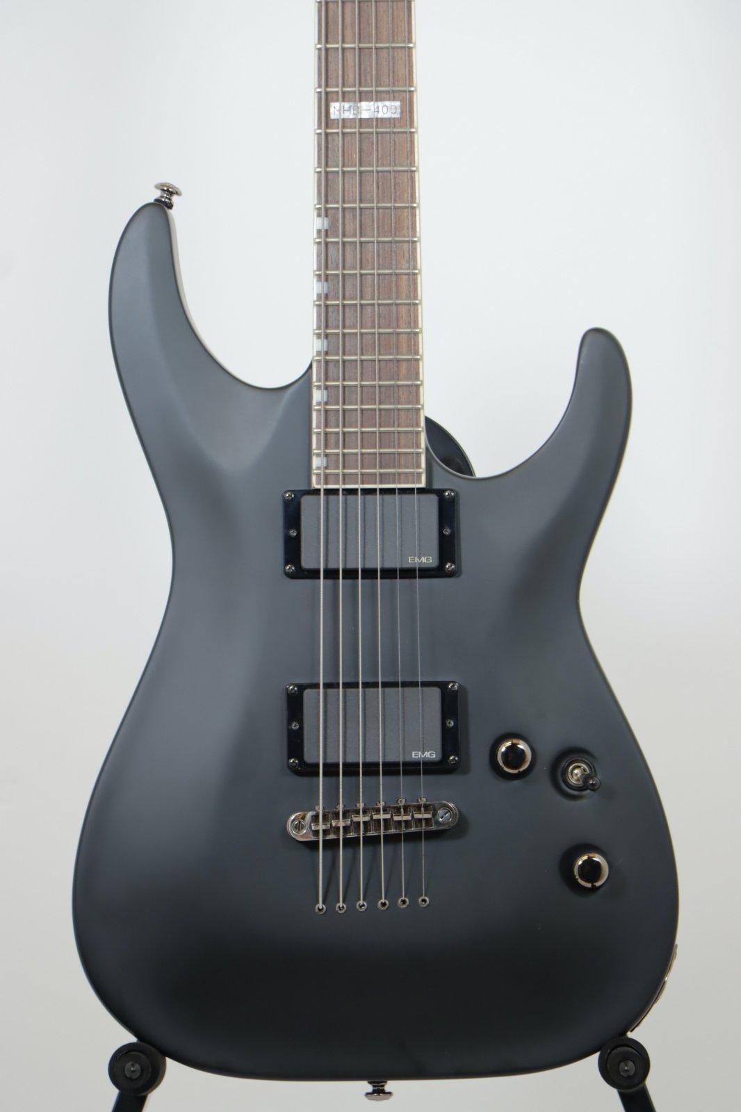 USED ESP LTD Electric Baritone Guitar Model MHB-400 Like New!