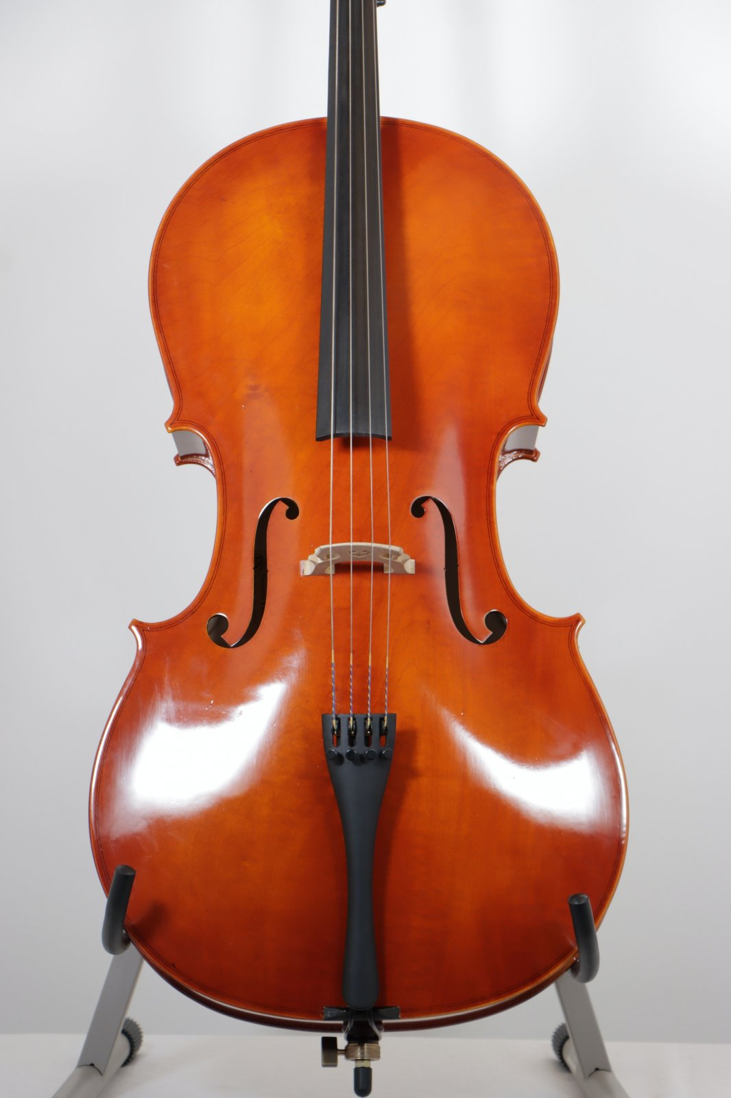 USED Eastman 4/4 Cello Model VC80T with Case and Bow / LIKE NEW!