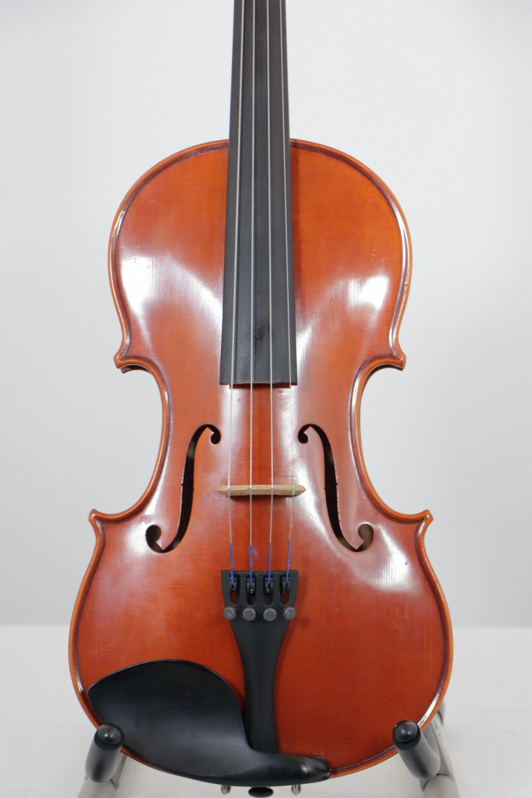 USED 2010 4/4 Scherl & Roth Violin with NEW 201H Glasser Bow