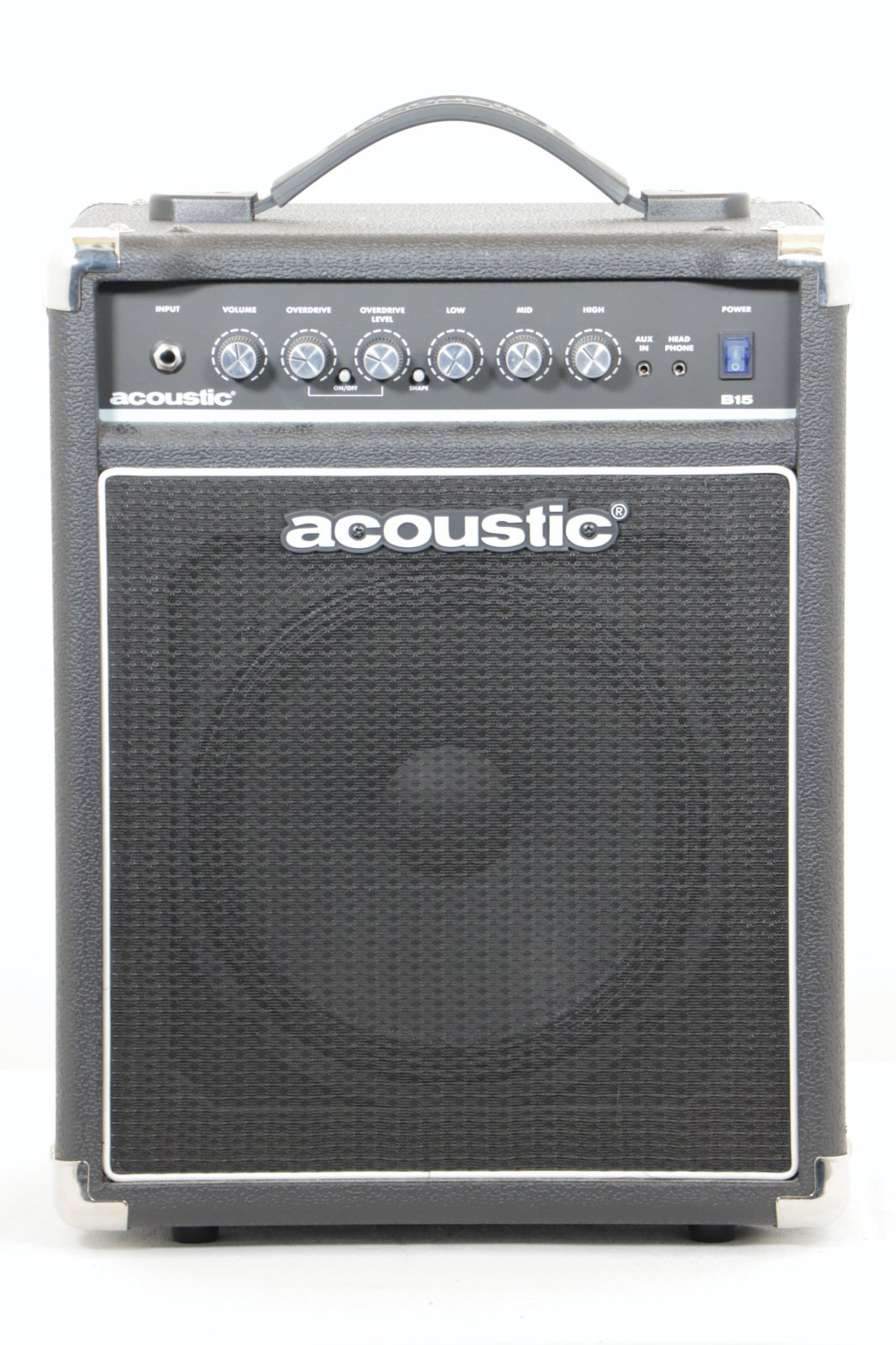USED Acoustic B15 15w Bass Amplifier - MINT CONDITION