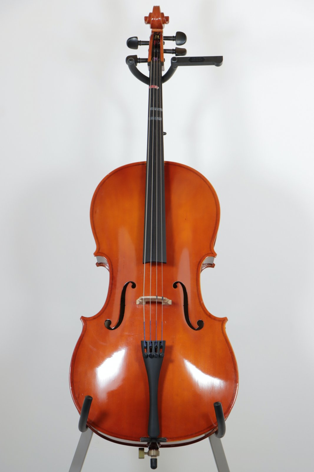USED Eastman VC80 1/2 Size Student Cello with Case and Bow