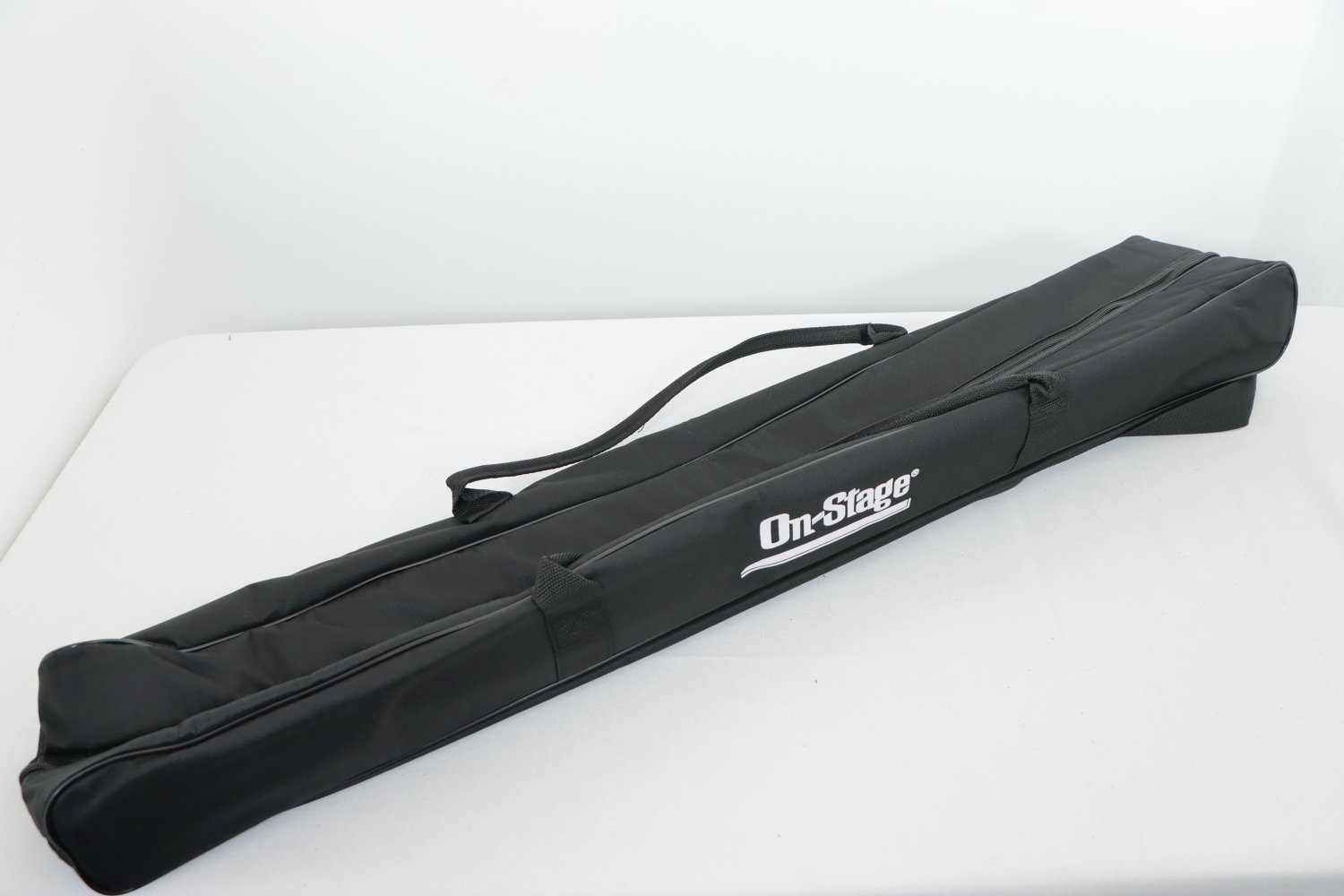 On-Stage Stands Mic Stand Bag for 3 Tripod Microphone Stands with Booms