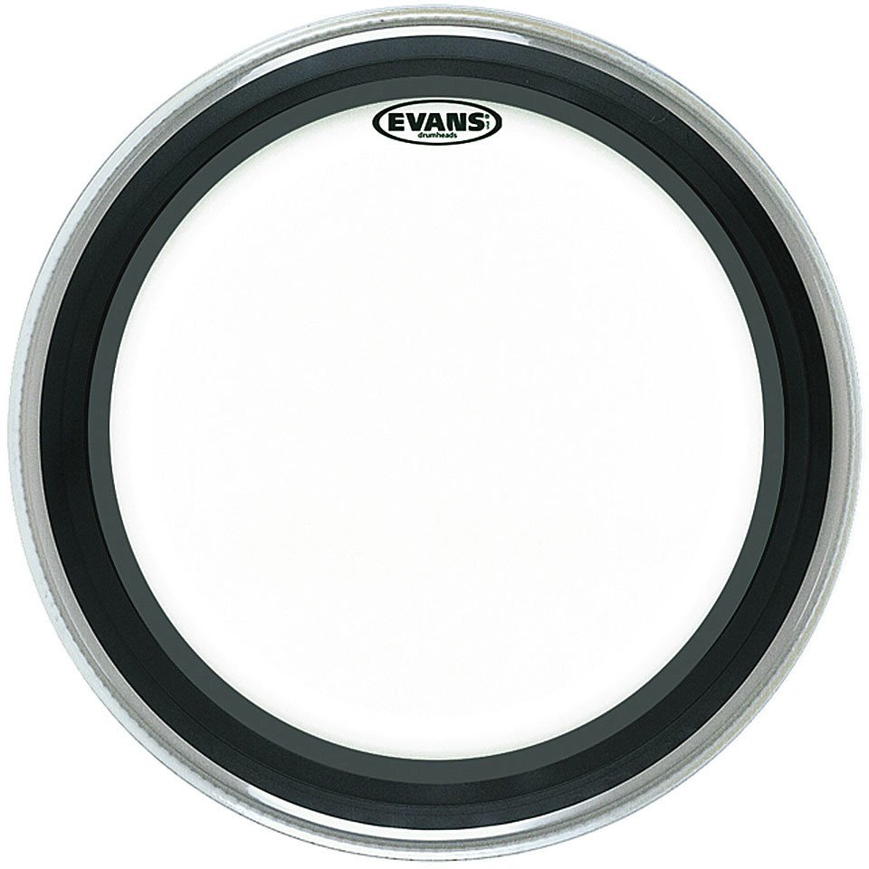 Evans BD22EMAD 22 Clear Bass Drum Batter Head