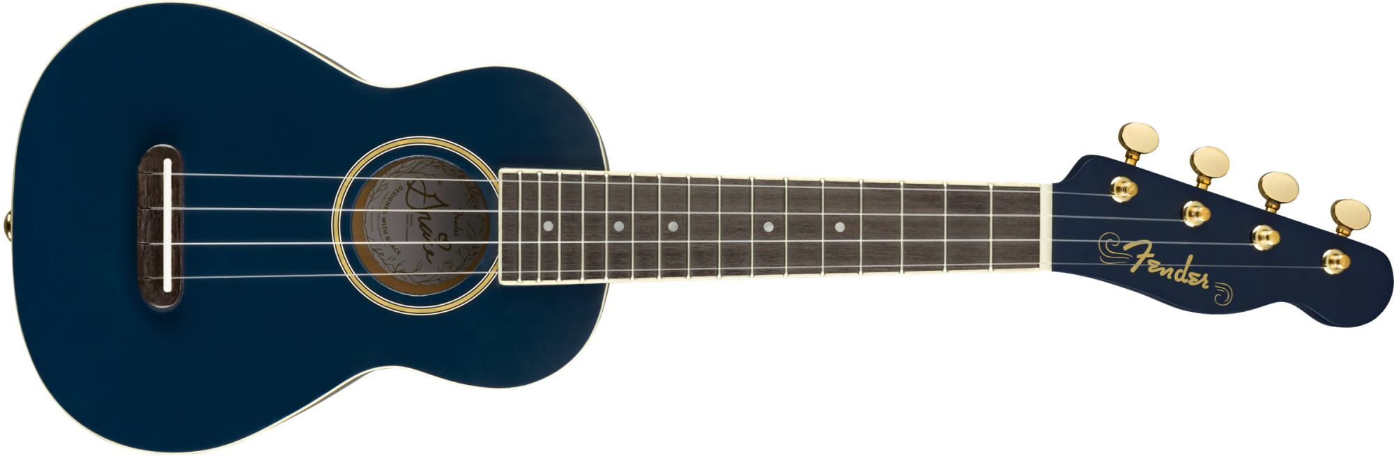 Fender Grace VanderWaal Moonlight Soprano Uke