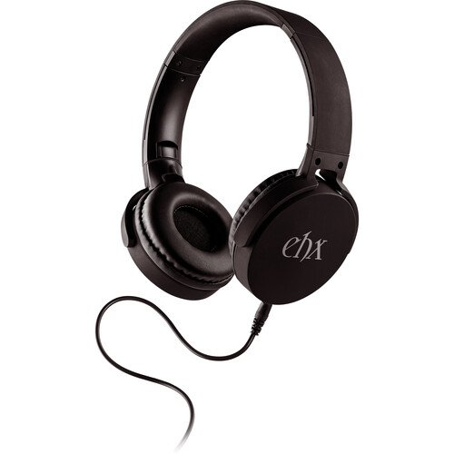 Electro-Harmonix EHX Hot Threads On-Ear Closed-Back Wired Headphones