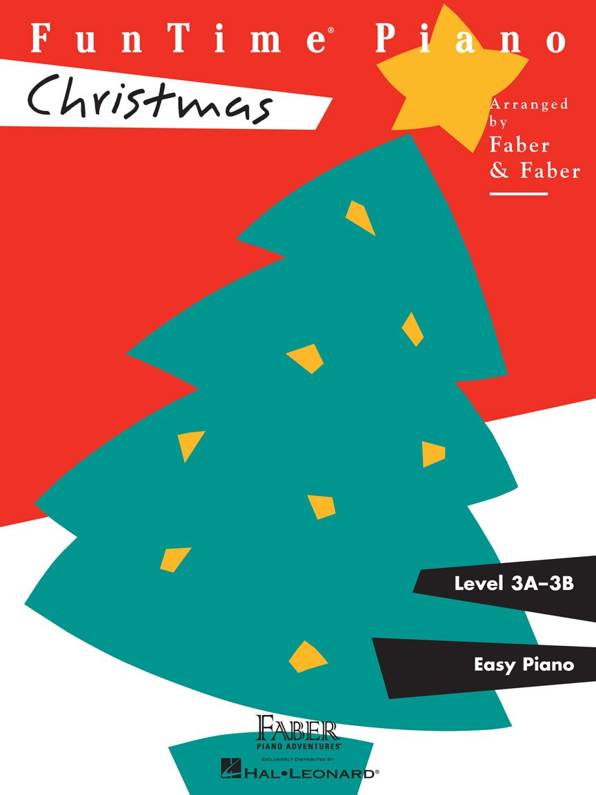 FunTime Piano Christmas - Level 3A-3B