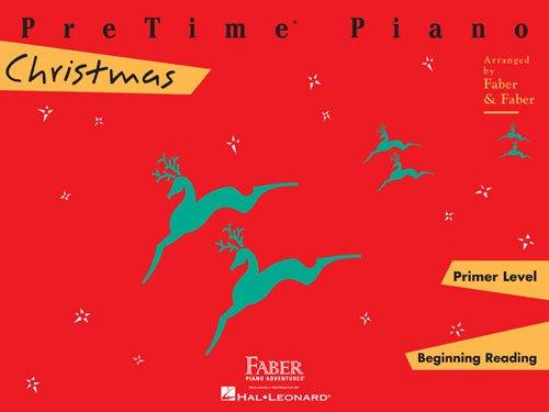 PreTime Piano Christmas Primer Level