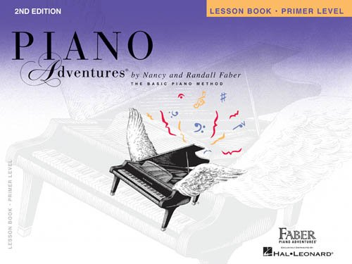 Piano Adventures Lesson Book, Primer