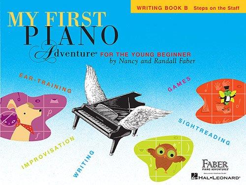 My First Piano Adventure, Writing Book B