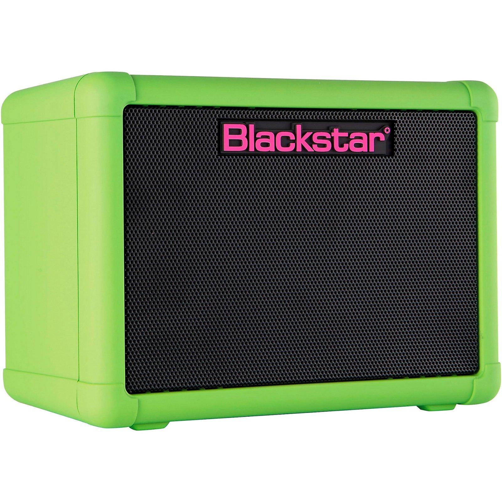 Blackstar FLY3 Mini Guitar Amplifier Neon Green