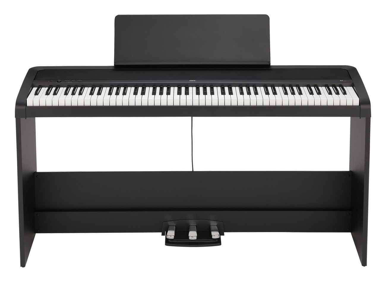 Korg B2SP Digital Piano Package - Black with Stand