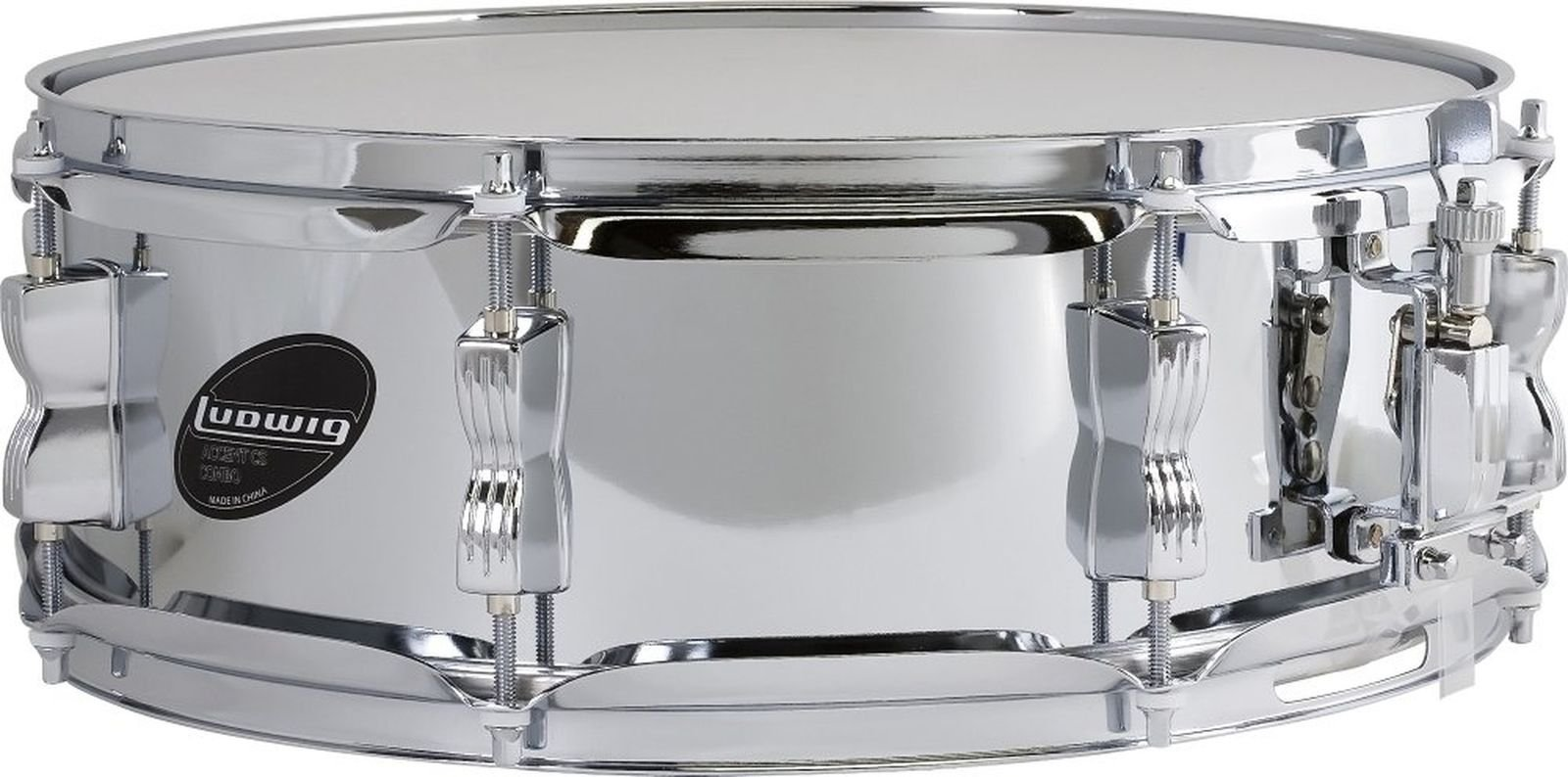 Ludwig 5 x 14 Steel Shell Snare